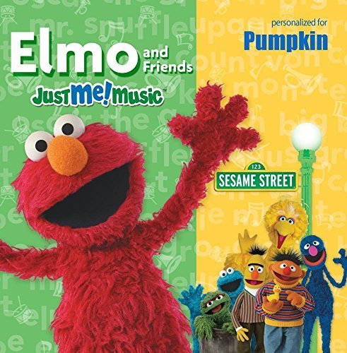 Sing Along With Elmo and Friends: Pumpkin by Elmo and the Sesame Street Cast (2007-11-09?