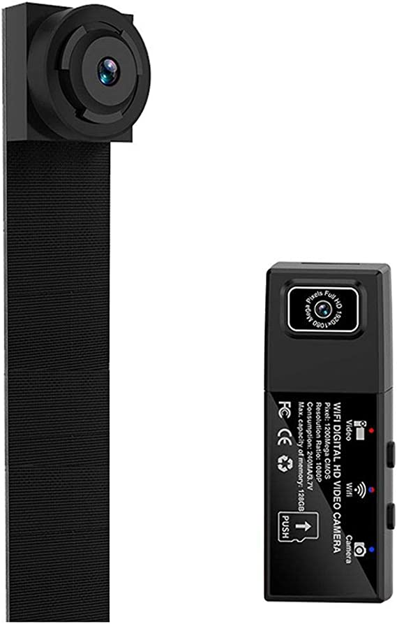 Camera Hidden in a Sculpture Base Spy Camera with WiFi Digital IP Signal Recording /& Remote Internet Access