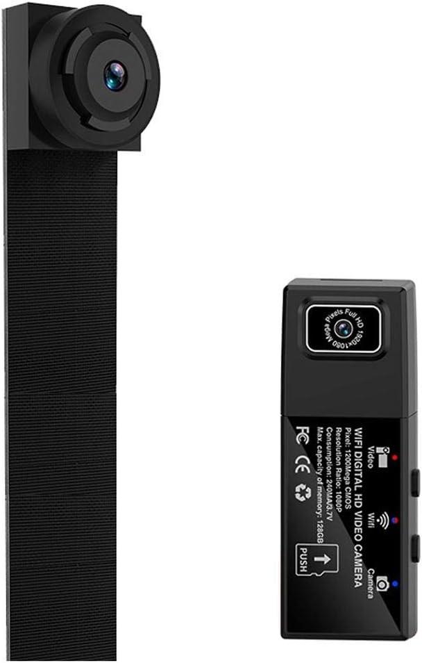 HD 1080P Wireless Mini Hidden Spy Camera Digital Video Motion Nanny Camcorder