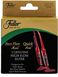 Fuller Brush Quick Maid and Bare Floor Maid Filter