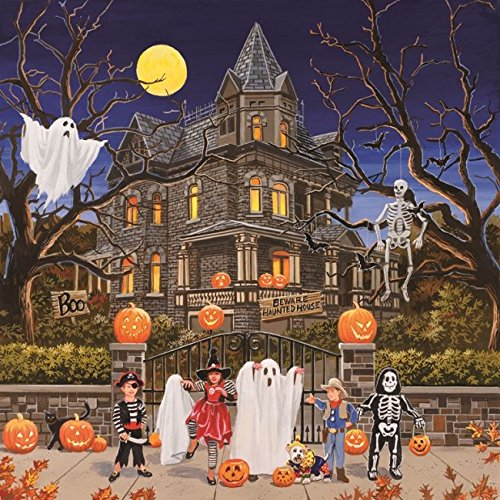 SunsOut Beware Haunted House 1000 Piece Jigsaw (Halloween Games Puzzles)