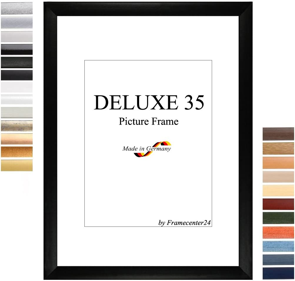 DELUXE35 Bilderrahmen 74x42cm oder 42x74 cm Foto//Galerie//Posterrahmen