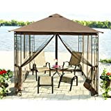 Replacement canopy for YH-1033 8'X8' Gazebo Replacement Canopy Top