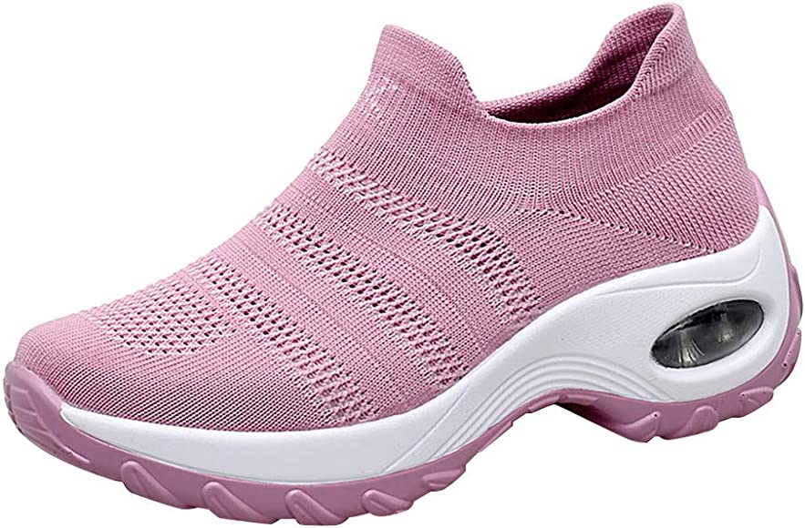 Womens Running Sports Shoes Trainers Fitness Casual Walk Athletic Sneakers Gym