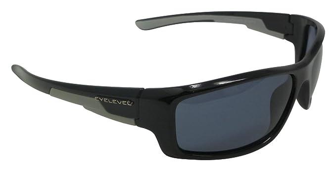 Resurgence - Gafas de sol polarizadas con lentes de color gris Cat-3 UV400