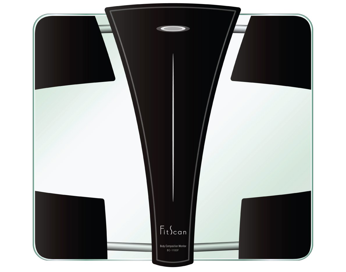 Tanita BC-1100F FitScan Ant+ Wireless Body Composition Monitor