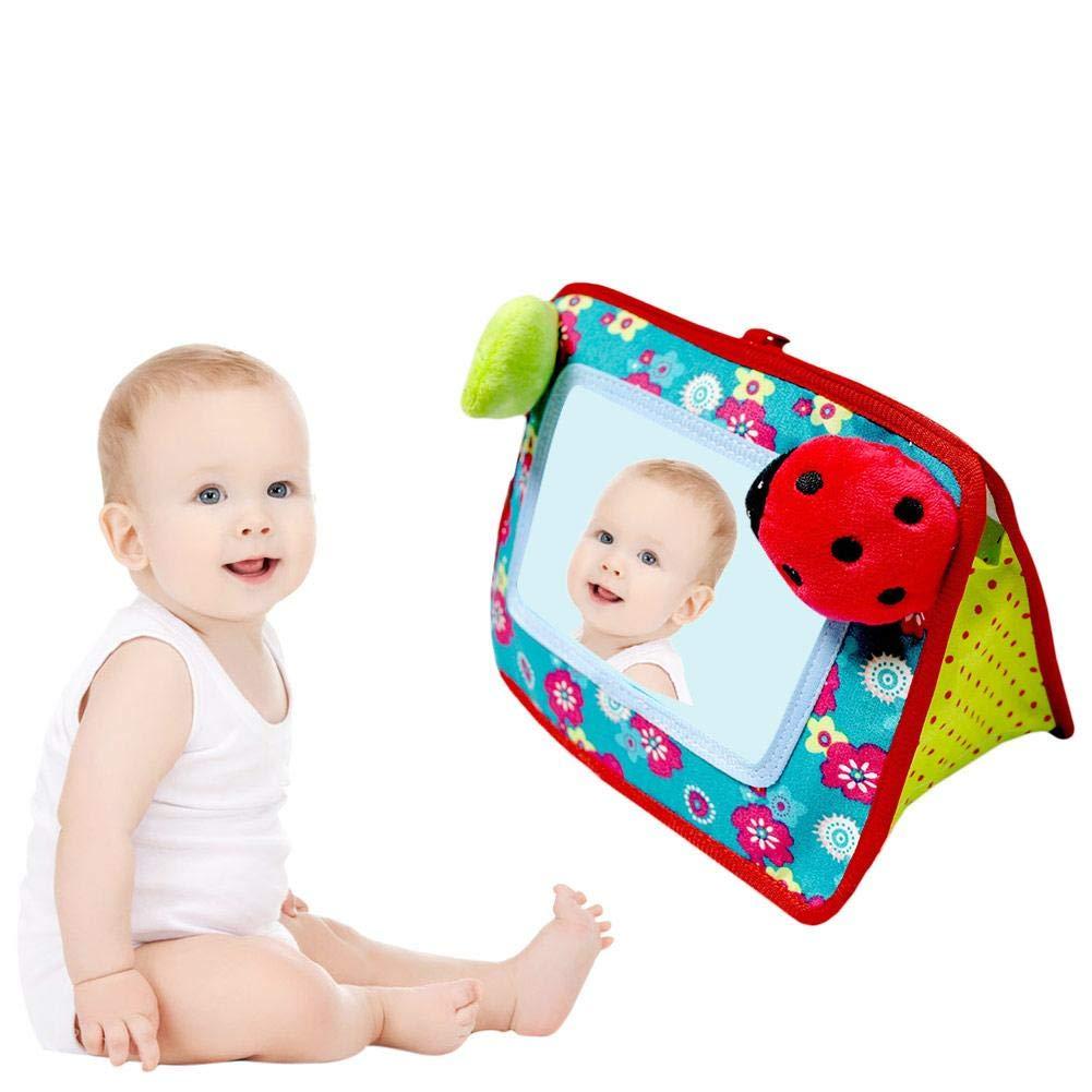 Baby Early Education Toys Tissu Souple Toys Infant Toddler Poussette Suspendus Ornement Pendentif Berceau PROKTH