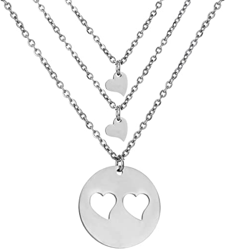 Gifts For Mother Teacher Paw Pendant Dog Tag Charm Chain Necklace Women Men New