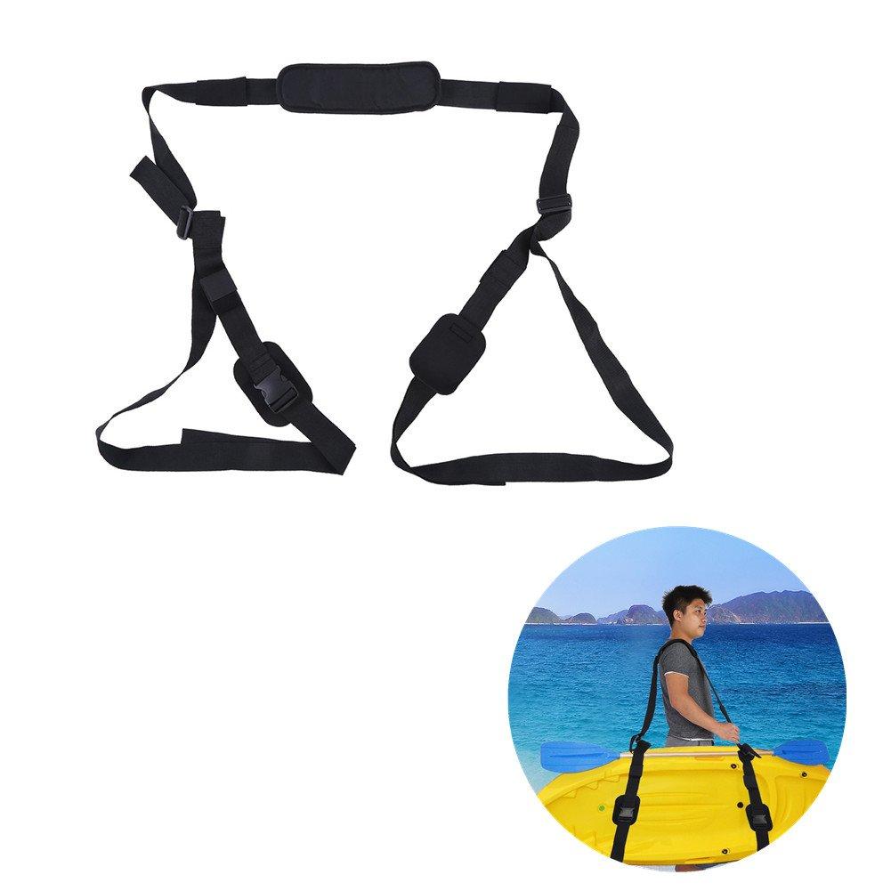 Vbestlife Kayak Carrying Strap Portable Surfboard Shoulder Strap Adjustable Nylon Canoe SUP Surfboard Strap Longboard Carry Belt by Vbestlife (Image #1)