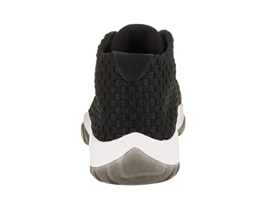 Amazon.com | Jordan Nike Mens Air Future Black/Black/White Casual Shoe 11 Men US | Shoes