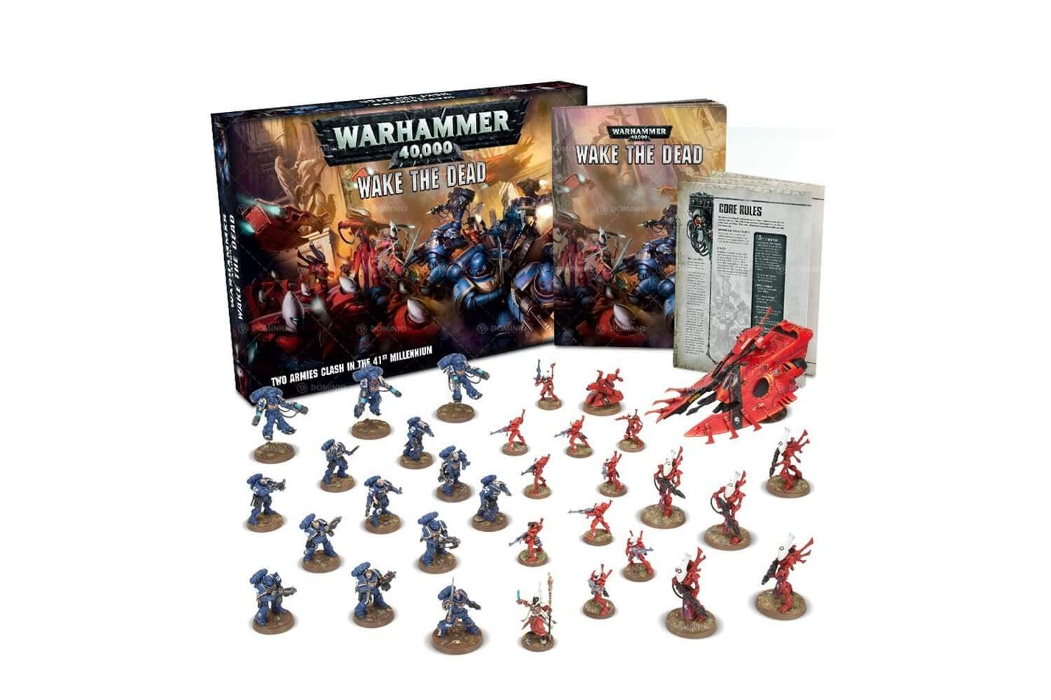 Warhammer 40,000: Wake The Dead by Games Workshop (Image #2)