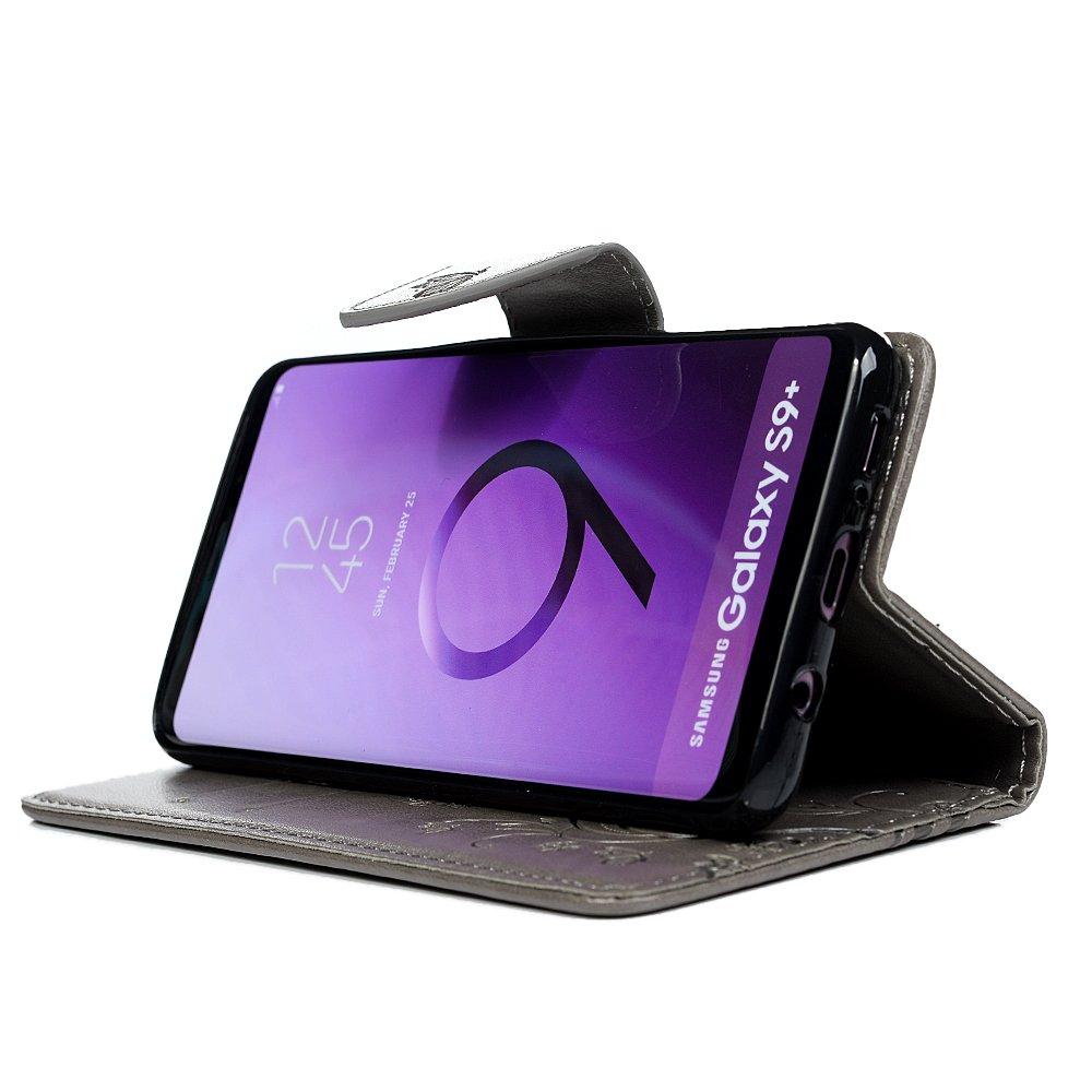 Vagenno Samsung Galaxy S9/Plus Coque Violet