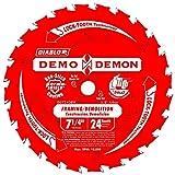 Freud Diablo D0724D-PX 7-1/4-Inch Demo Circular Saw Blade (6 Pack)