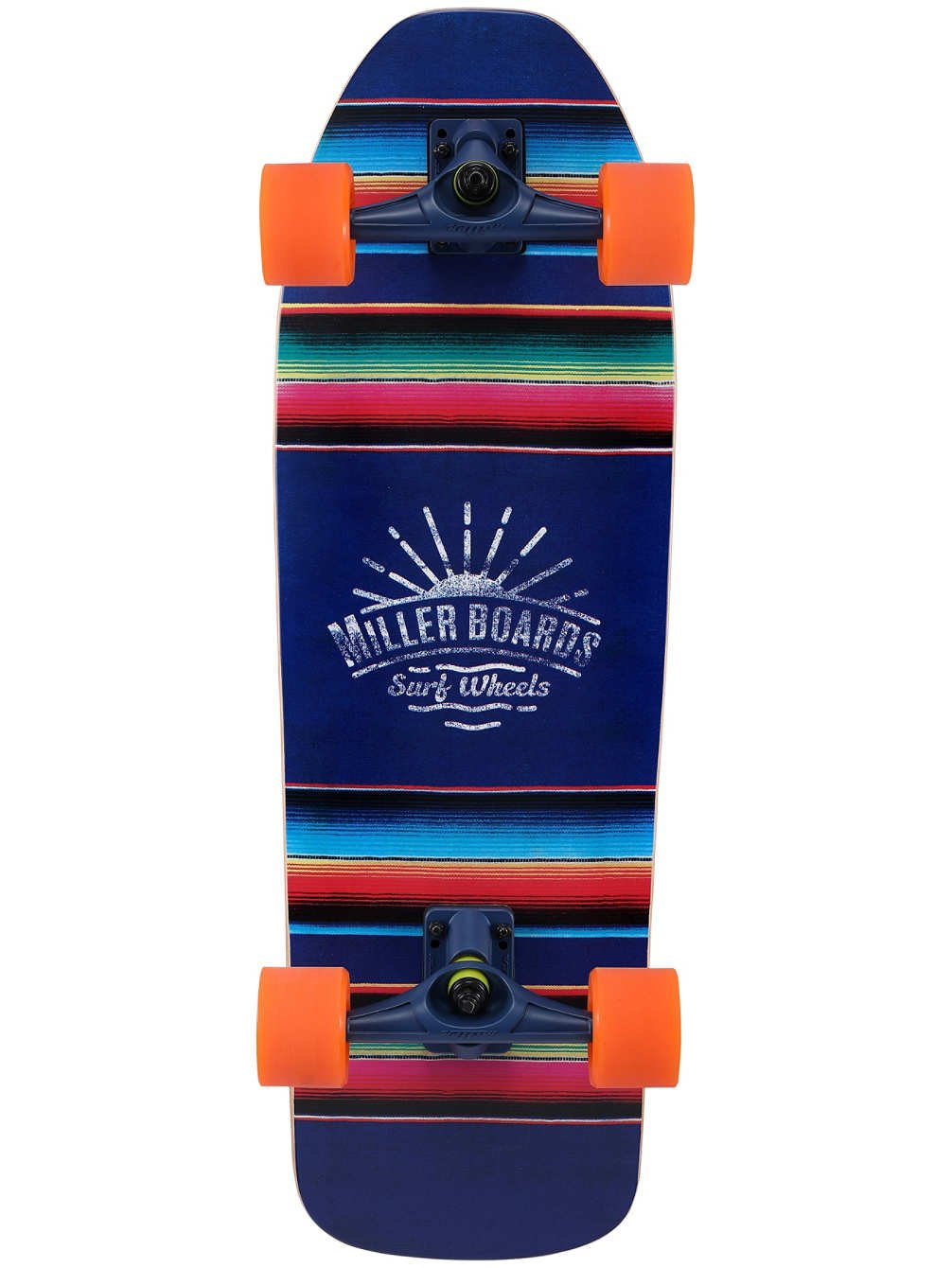 Miller SURFSKATE AGUAS CALIENTES 31 S01SS0003 Surfskate Skateboard