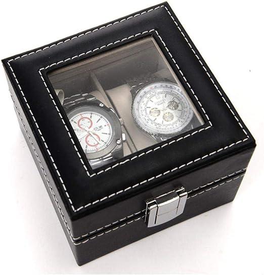Nbg 2 Ranura Reloj Caja protección Pantalla Bloqueo Caja ...