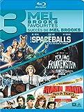 Mel Brooks 3 Film Favorites (Bilingual) [Blu-ray]