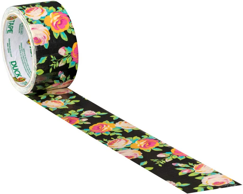 Multicolor 3.5 X 3.5 X 2 Duck Brand 241792 Duct Tape
