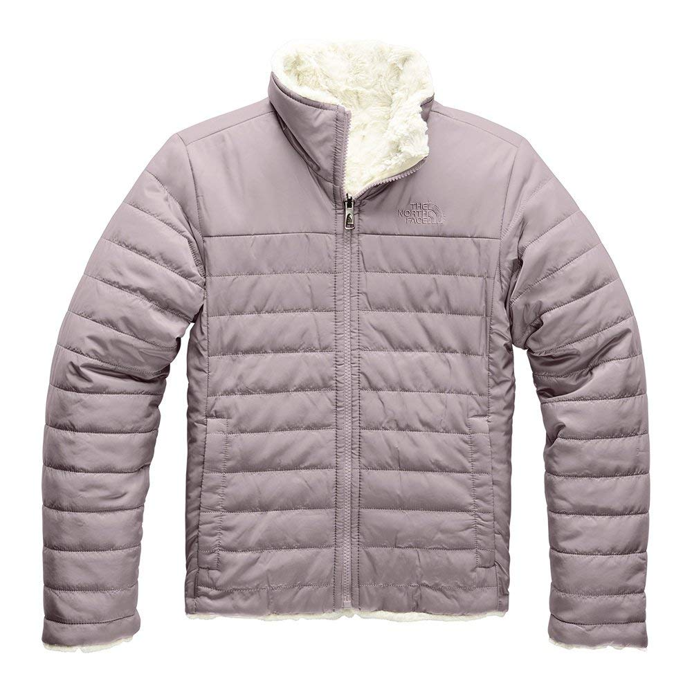 00c7ab6fe The North Face Kids Baby Girl's Reversible Mossbud Swirl Jacket (Toddler)