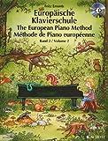 Europäische Klavierschule 3. Buch und CD, , 3795754364