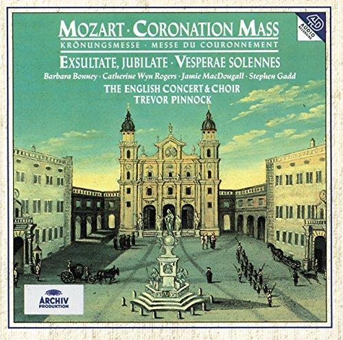 Mozart: Vesperae Solennes De C...
