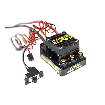 Castle Creations 010-0164-00 Sidewinder 4 Waterproof Sensorless Esc: Toys & Games