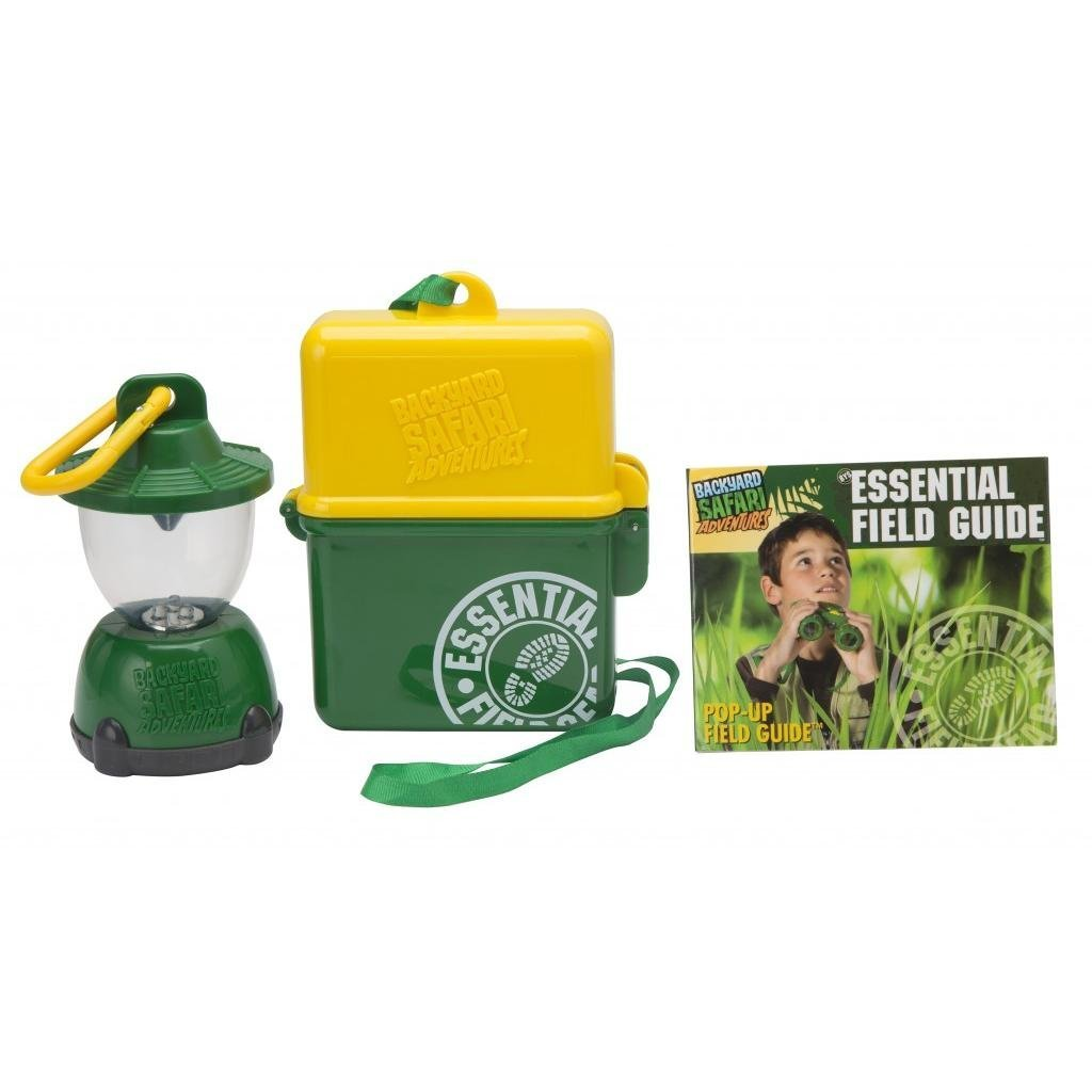 amazon com backyard safari adventurer kit toys u0026 games