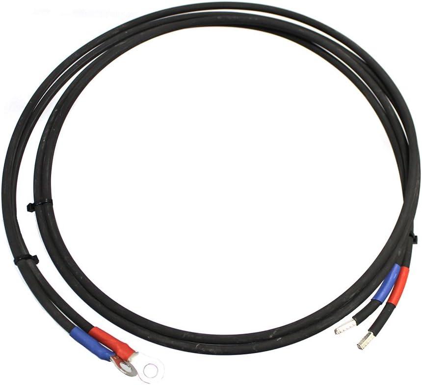 Cable para bater/ía Offgridtec 8-01-002180 M8, conexi/ón, para m/ódulo solar, 2 x 6 mm/², 1,5 m