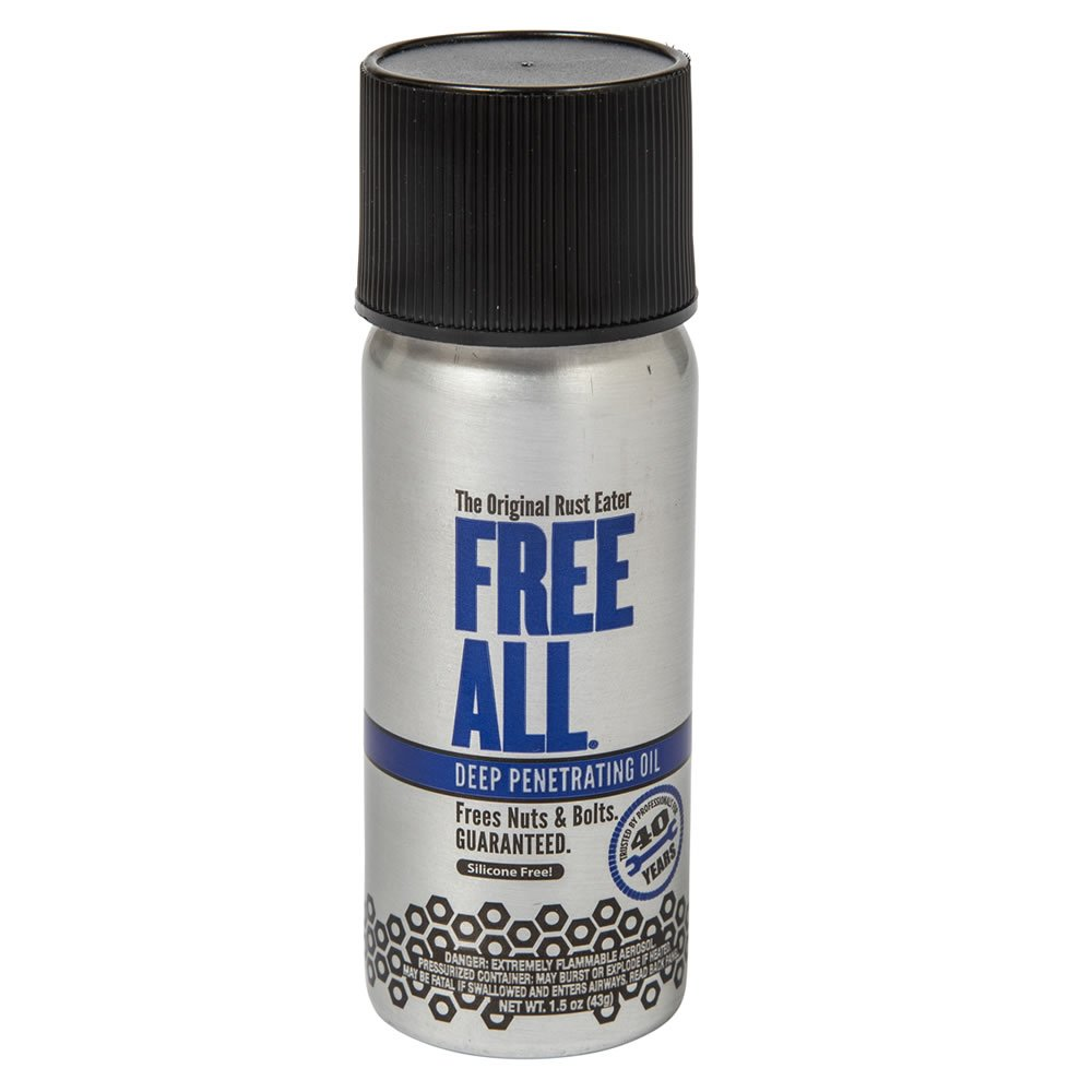 Gasoila Free Rust Eater Deep Penetrating Oil