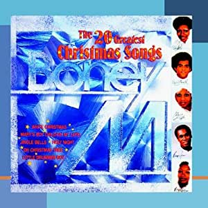 Boney M. - The 20 Greatest Christmas Songs - Amazon.com Music