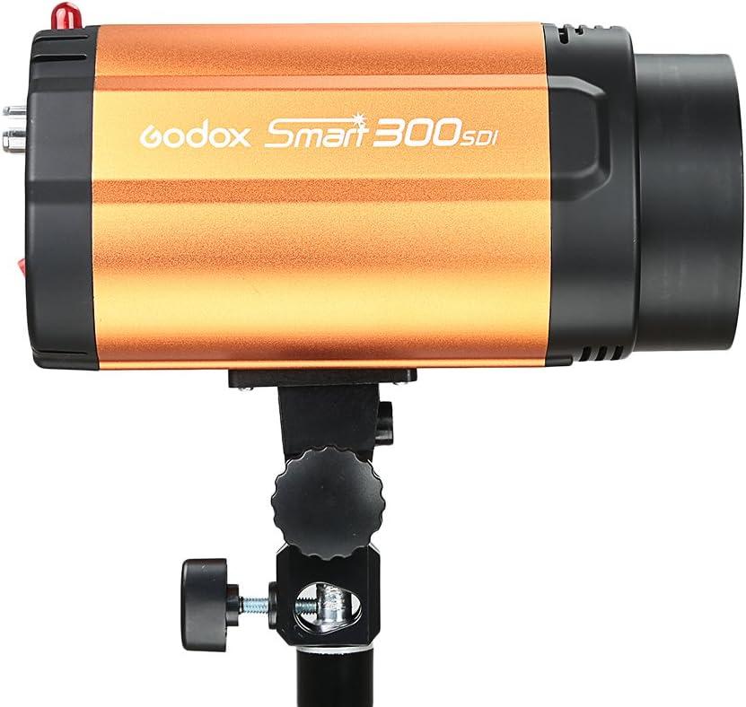 Godox 300w Photography Monolight Flash Strobe Flash Light Smart 300 with Lamp Head for Wedding Portrait Photo Studio