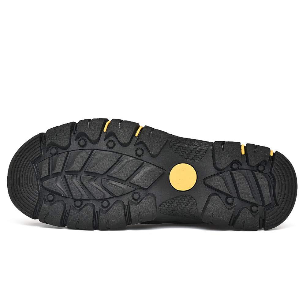 YPPDSD De Gran tamaño al Aire Libre Zapatos, Aventura Desgaste al ...