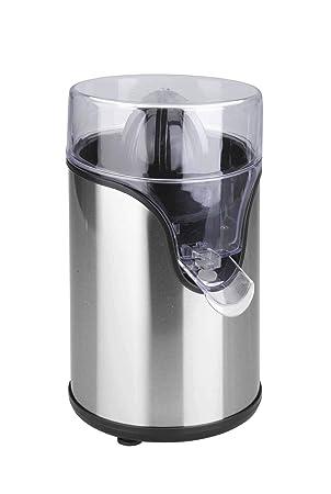 Lacor 69280 Exprimidor Zumo Naranja eléctrico, Acero Inoxidable, Libre de BPA, 100 W, 700 plástico: Amazon.es: Hogar