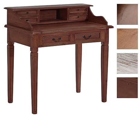 Ripiani In Legno Per Tavoli : Clp scrittoio scrivania alden scrittoio estraibile in legno di