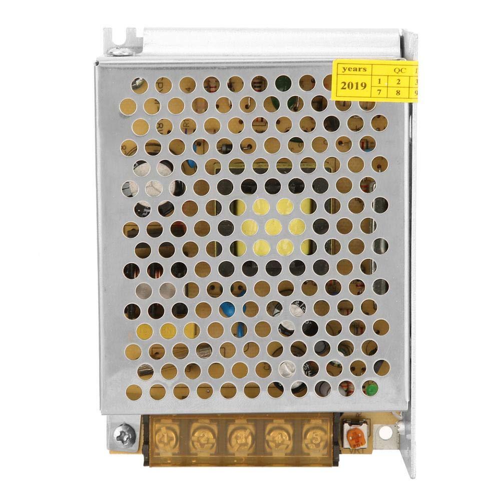 AC Fuente de alimentación del interruptor, convertidor de voltaje de 110V-220V 24V / 2A fuente de alimentación de conmutación