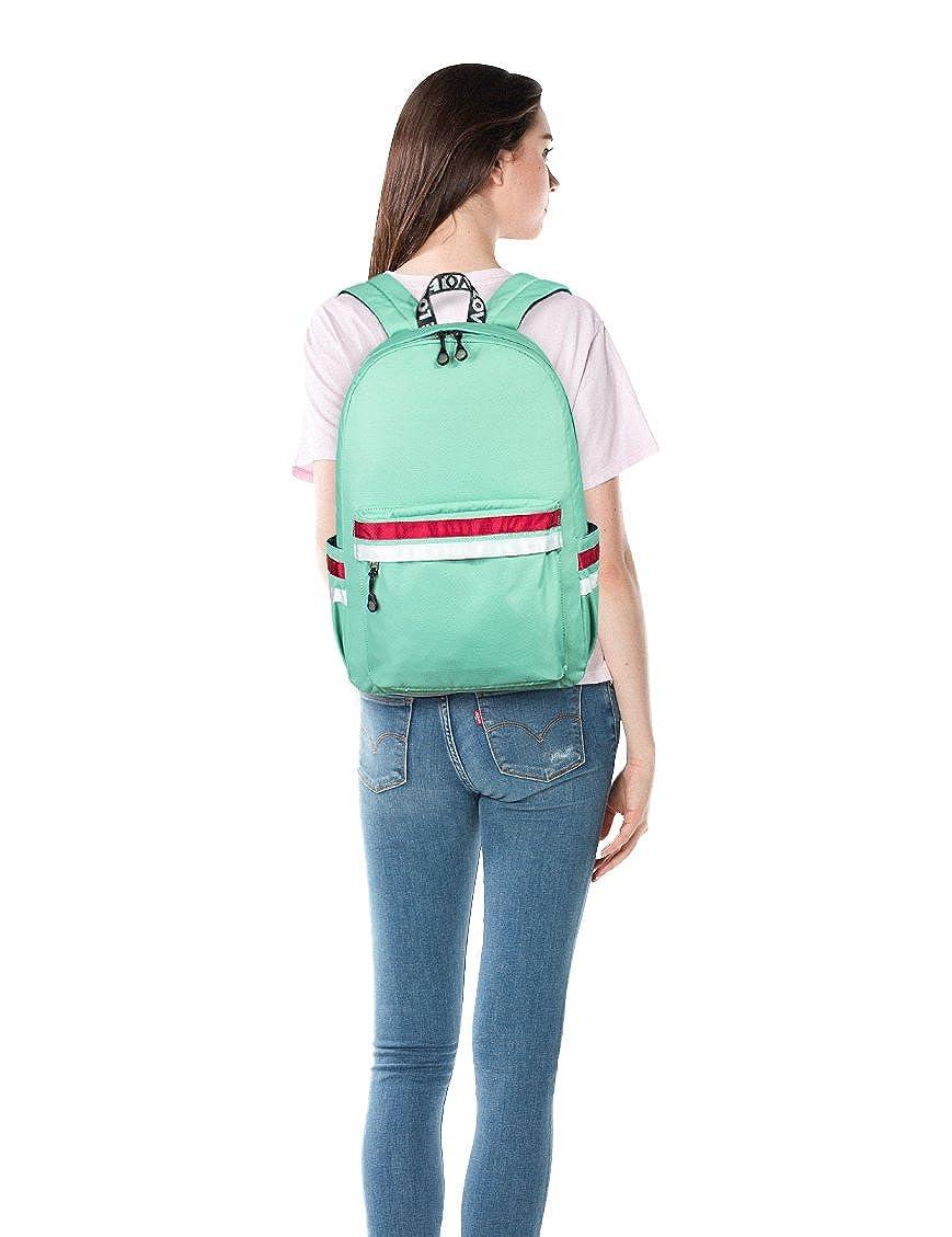 Leaper Casual Laptop Backpack School Bag Shoulder Bag Travel Daypack Handbag