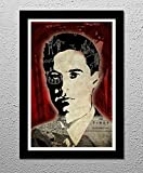 Agent Dale Cooper Twin Peaks Kyle Maclachlan - Original Minimalist Art Poster Print