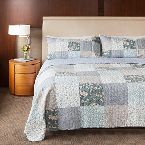 queen quilt and shams - 7