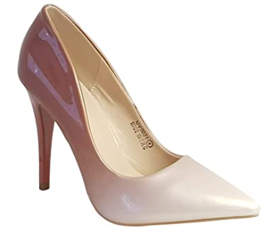 c353f22bc3fe5 Sky Walker Womens Pointed Toe Ombre Stiletto Heels Ladies High Heel Court  Shoes Size 3 to 8