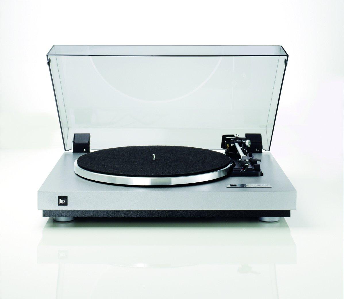 Tocadiscos Dual CS 455-1 Ev Plata: Amazon.es: Electrónica