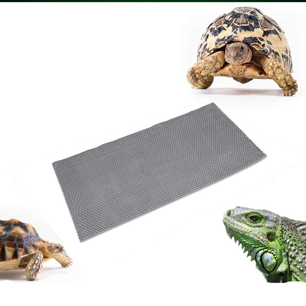 Pssopp 80 x 40 cm Alfombra para Reptiles Alfombra para Reptiles ...