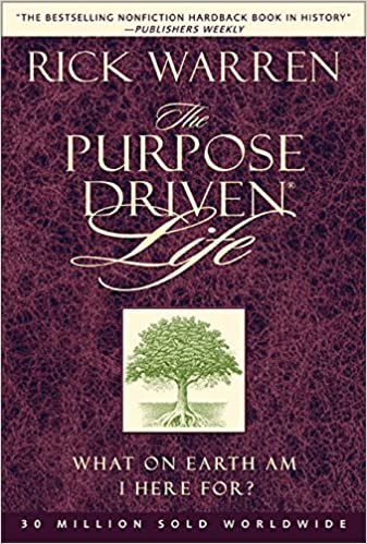 Purpose driven life ebook free download
