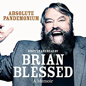 Absolute Pandemonium: The Autobiography Audiobook