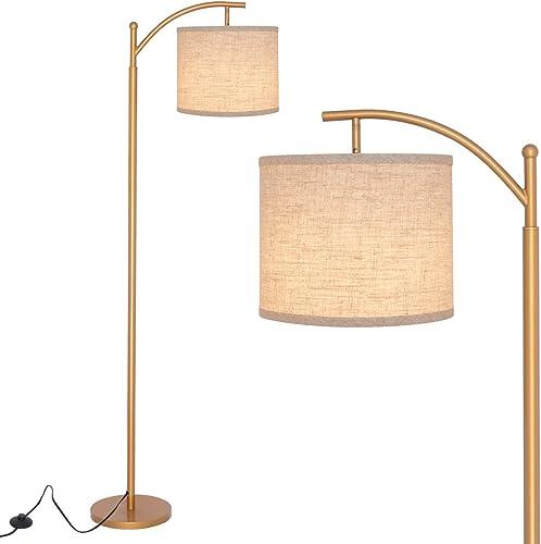 Haian Classic Gold Standing Floor Lamp