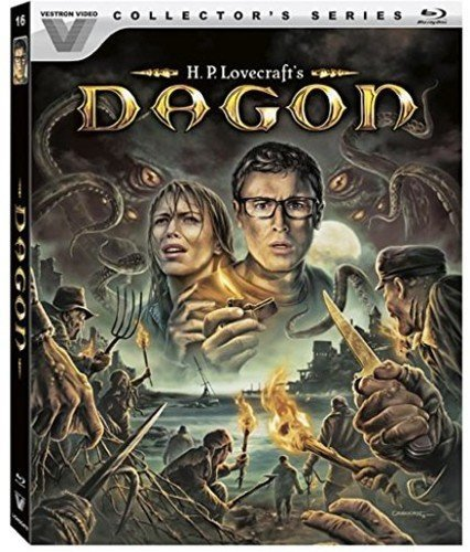 Dagon [Blu-ray] by Lions Gate