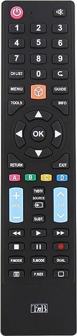 TnB Mando a Distancia Universal de Smart TV: Amazon.es: Electrónica