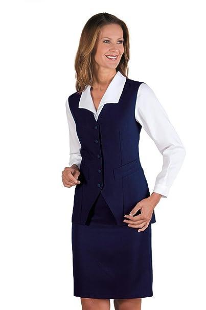 abiti da lavoro frediani Gilet Donna  Amazon.it  Abbigliamento 988b4e7b2267