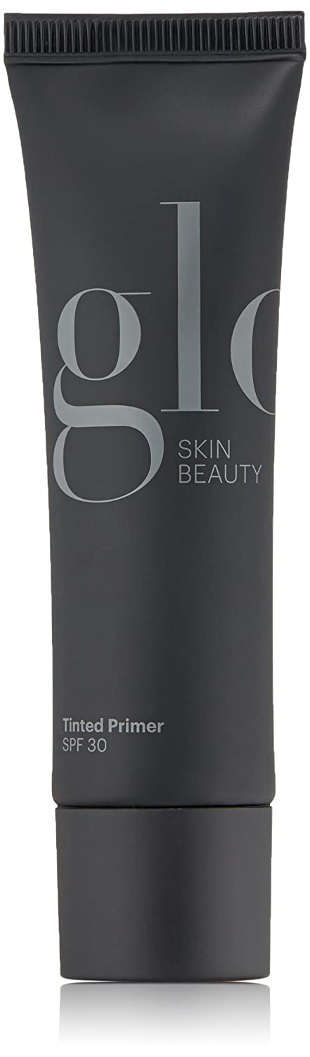 Glo Skin Beauty Tinted Primer SPF 30 , Foundation Face Priming Tint with Sunscreen , 4 Shades, Satin Finish