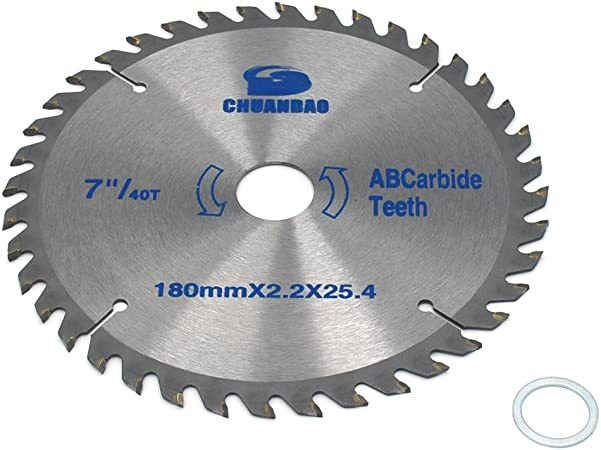 """9/"""" Inch Saw Blade Circular Saw Blade 80Teeth Cut Off Wheel For Wood Cutting"""