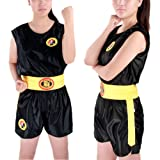 uirend Unisex Adult Children Boxing Jerseys Sanda