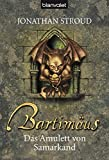 Book Cover for Bartimäus 01. Das Amulett von Samarkand
